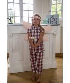 Pyjama court fille,...