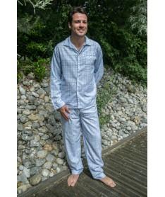 Pyjama homme long flanelle...