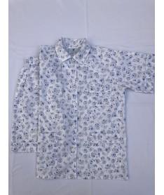 Pyjama court femme imprimé...