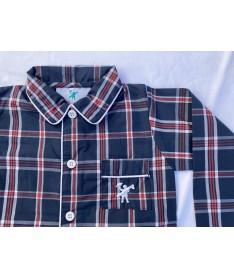 Pyjama homme écossais...